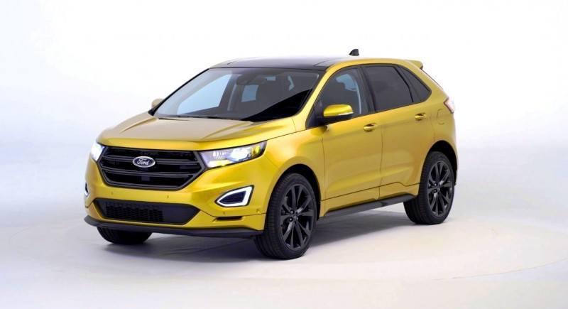 Car-Revs-Daily.com EXTERIOR GALLERY 2015 Ford Edge 62