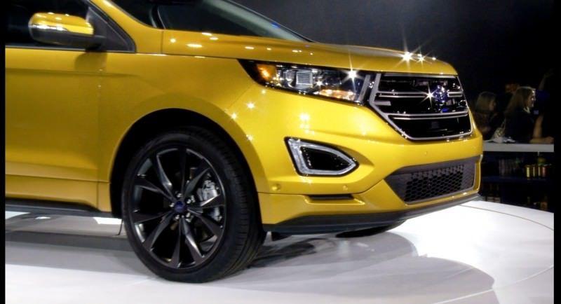Car-Revs-Daily.com EXTERIOR GALLERY 2015 Ford Edge 8