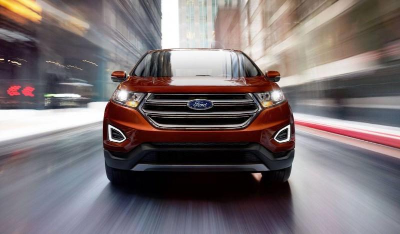 Car-Revs-Daily.com EXTERIOR GALLERY 2015 Ford Edge 84