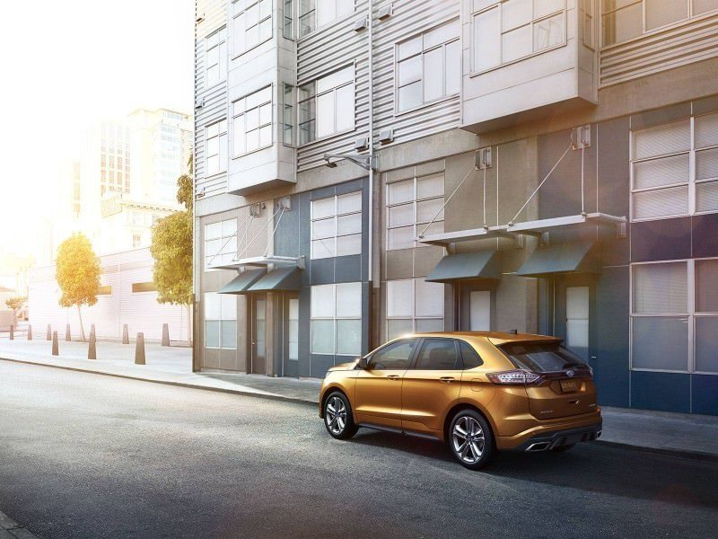 Car-Revs-Daily.com EXTERIOR GALLERY 2015 Ford Edge 93