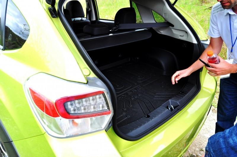 Car-Revs-Daily.com Goes Off-Roading in 2014 Subaru XV Crosstrek Hybrid 1