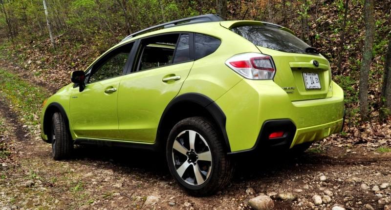 Car-Revs-Daily.com Goes Off-Roading in 2014 Subaru XV Crosstrek Hybrid 32