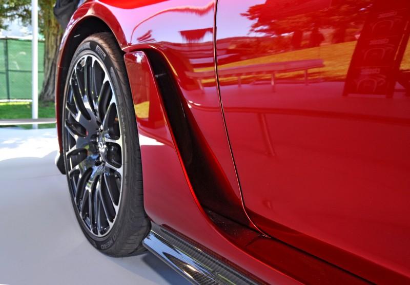 Car-Revs-Daily.com INFINITI Q50 Eau Rouge in 40 New Photos From Pebble Beach  28