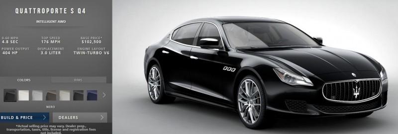Car-Revs-Daily.com Maserati Quattroporte Configurator 10
