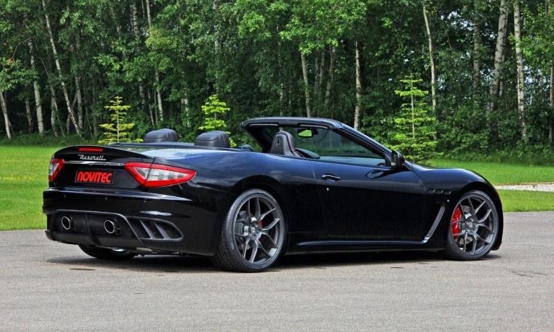 Car-Revs-Daily.com NOVITEC TRIDENTE Maserati GranCabrio MC Supercharged 2