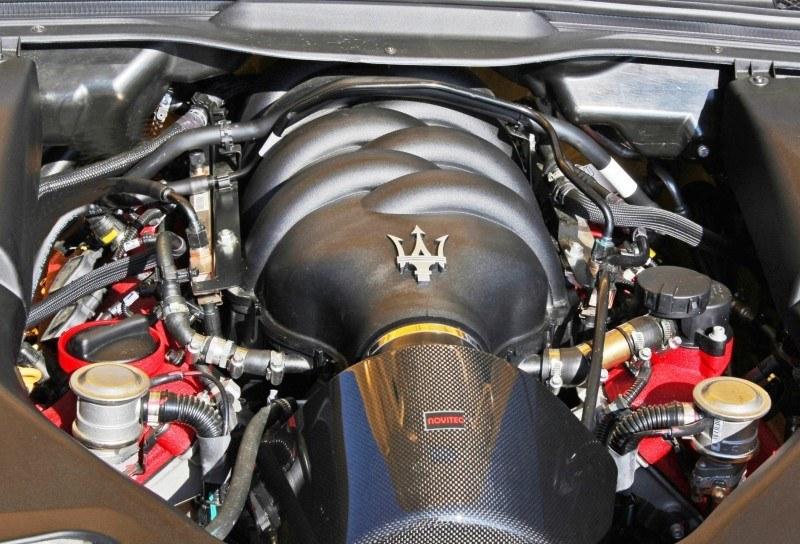 Car-Revs-Daily.com NOVITEC TRIDENTE Maserati GranCabrio MC Supercharged 3