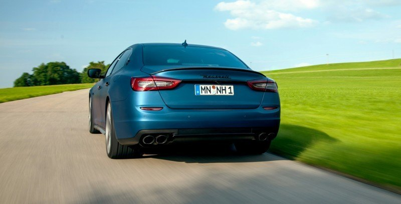 Car-Revs-Daily.com NOVITEC TRIDENTE Maserati Quattroporte 11