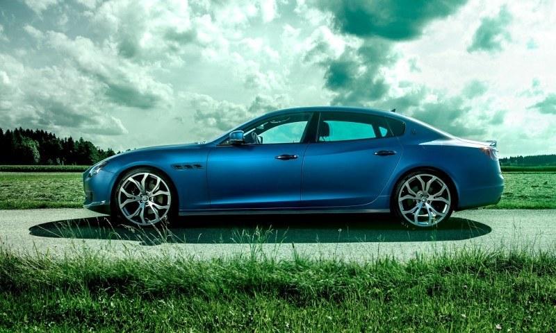 Car-Revs-Daily.com NOVITEC TRIDENTE Maserati Quattroporte 16