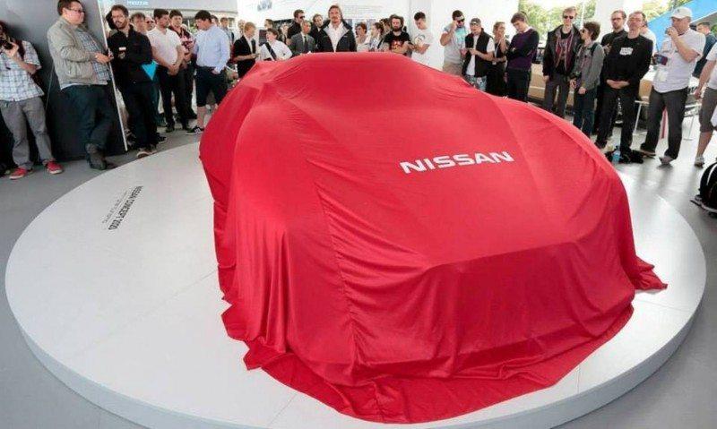 Car-Revs-Daily.com Nissan NC2020 Vision Gran Turismo Makes Real-Life Debut at Goodwood FoS 12