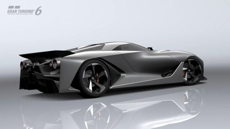 Car-Revs-Daily.com Nissan NC2020 Vision Gran Turismo Makes Real-Life Debut at Goodwood FoS 30