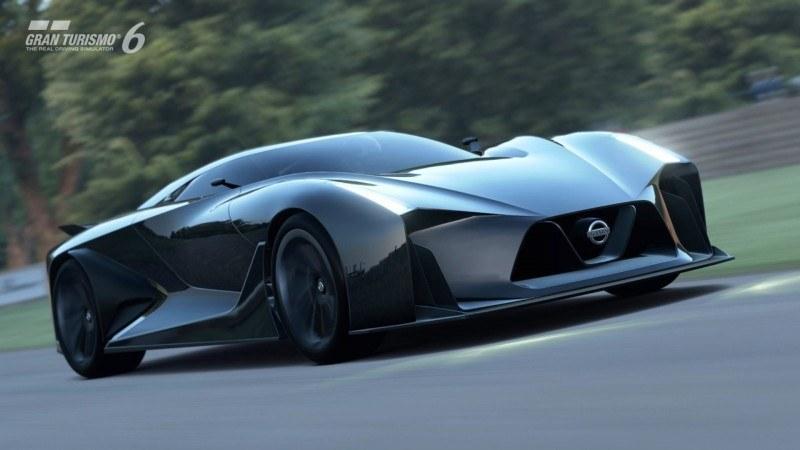 Car-Revs-Daily.com Nissan NC2020 Vision Gran Turismo Makes Real-Life Debut at Goodwood FoS 31