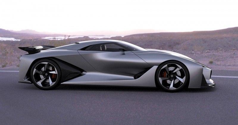 Car-Revs-Daily.com Nissan NC2020 Vision Gran Turismo Makes Real-Life Debut at Goodwood FoS 36