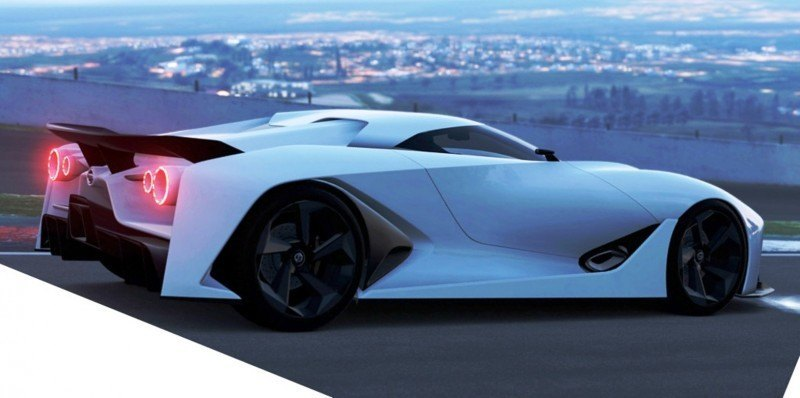 Car-Revs-Daily.com Nissan NC2020 Vision Gran Turismo Makes Real-Life Debut at Goodwood FoS 41