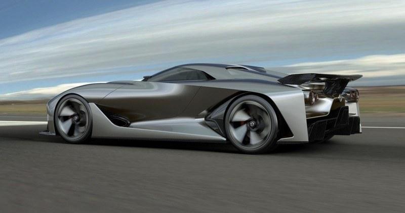 Car-Revs-Daily.com Nissan NC2020 Vision Gran Turismo Makes Real-Life Debut at Goodwood FoS 53