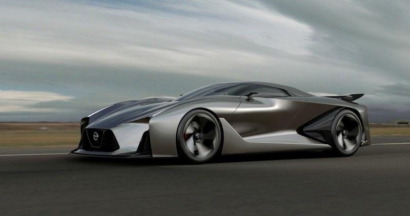 Car-Revs-Daily.com Nissan NC2020 Vision Gran Turismo Makes Real-Life Debut at Goodwood FoS 62