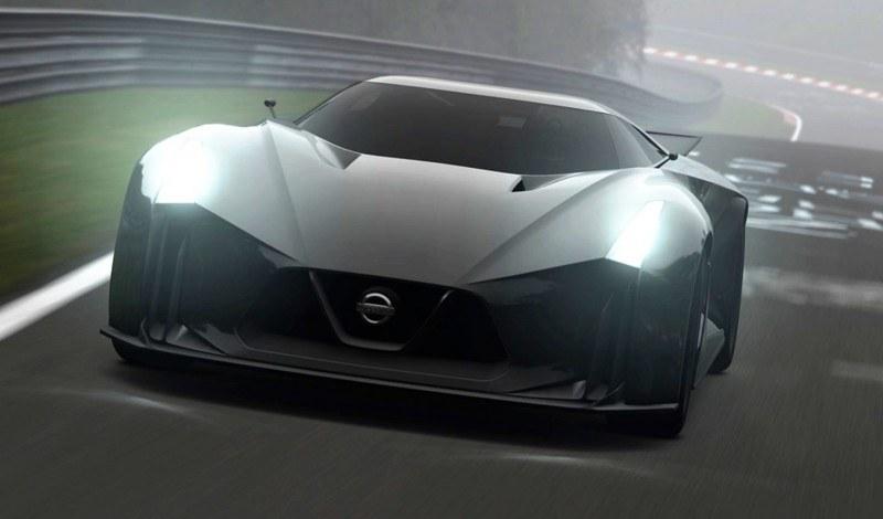 Car-Revs-Daily.com Nissan NC2020 Vision Gran Turismo Makes Real-Life Debut at Goodwood FoS 63