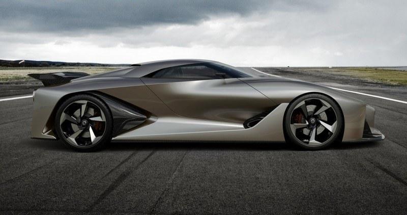 Car-Revs-Daily.com Nissan NC2020 Vision Gran Turismo Makes Real-Life Debut at Goodwood FoS 65