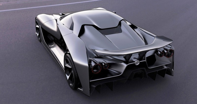 Car-Revs-Daily.com Nissan NC2020 Vision Gran Turismo Makes Real-Life Debut at Goodwood FoS 68