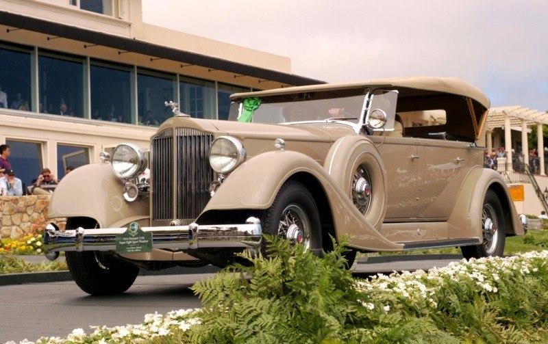 Car-Revs-Daily.com PEBBLE BEACH 2014 Concours - Award Winners Showcase by Entry Class 16