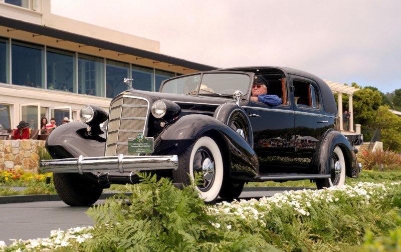 Car-Revs-Daily.com PEBBLE BEACH 2014 Concours - Award Winners Showcase by Entry Class 27