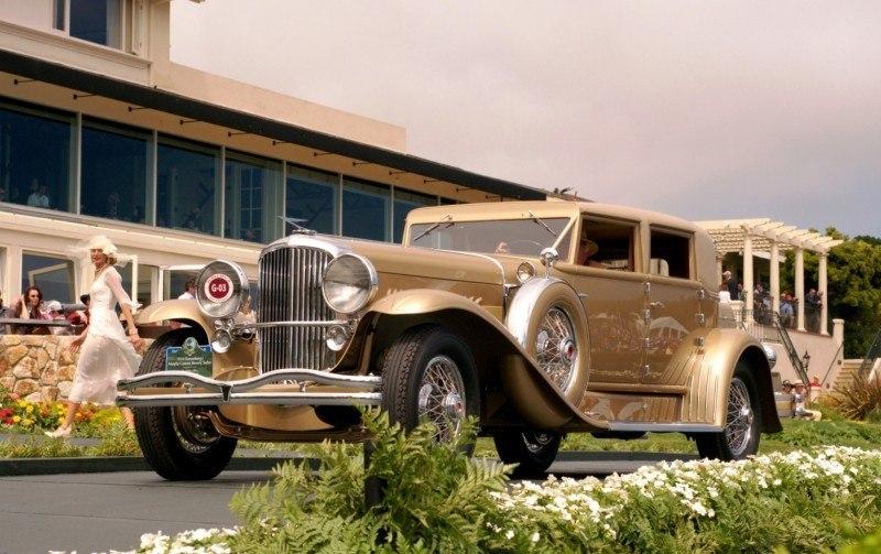 Car-Revs-Daily.com PEBBLE BEACH 2014 Concours - Award Winners Showcase by Entry Class 46