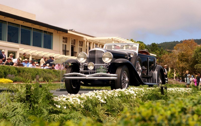 Car-Revs-Daily.com PEBBLE BEACH 2014 Concours - Award Winners Showcase by Entry Class 48