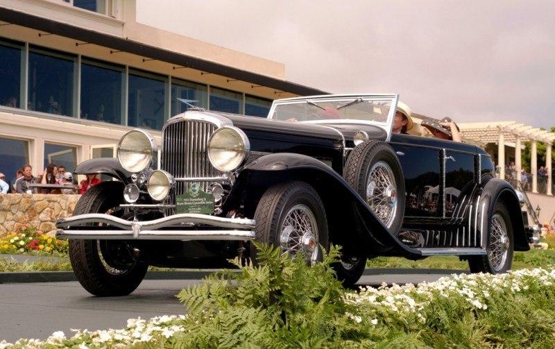 Car-Revs-Daily.com PEBBLE BEACH 2014 Concours - Award Winners Showcase by Entry Class 50