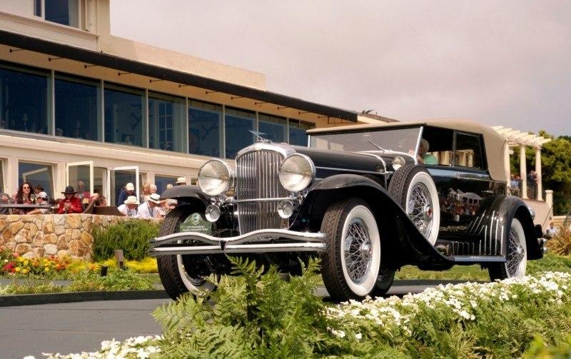 Car-Revs-Daily.com PEBBLE BEACH 2014 Concours - Award Winners Showcase by Entry Class 52