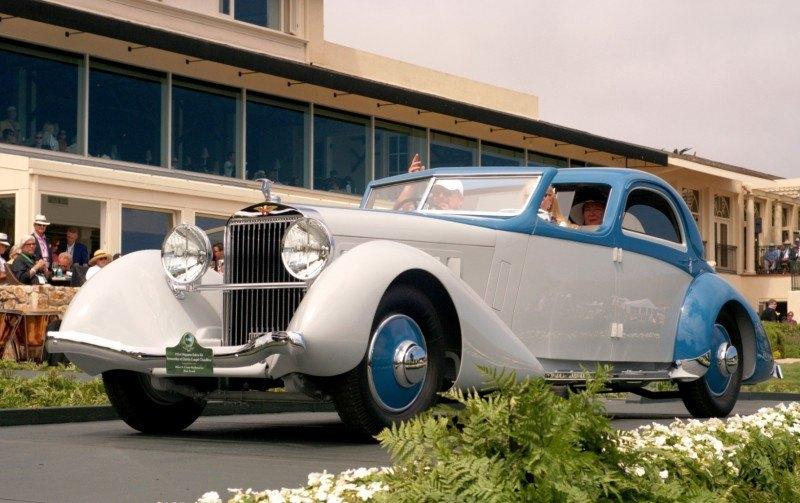 Car-Revs-Daily.com PEBBLE BEACH 2014 Concours - Award Winners Showcase by Entry Class 56