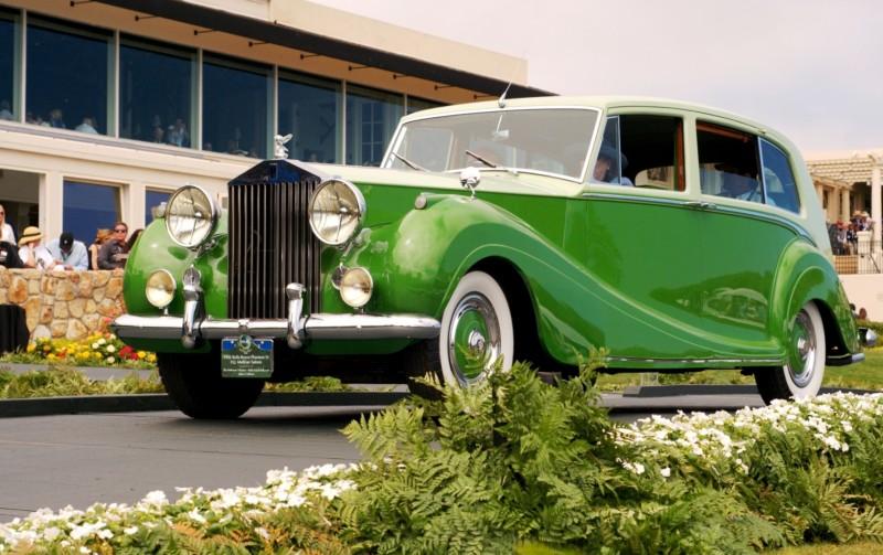 Car-Revs-Daily.com PEBBLE BEACH 2014 Concours - Award Winners Showcase by Entry Class 75