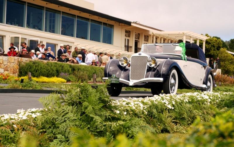 Car-Revs-Daily.com PEBBLE BEACH 2014 Concours - Award Winners Showcase by Entry Class 90
