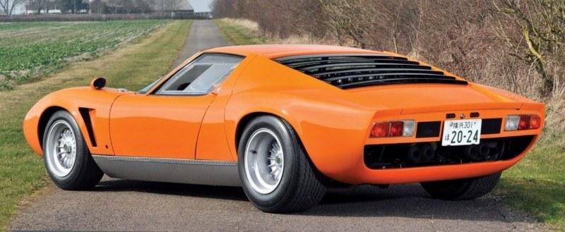 Car-Revs-Daily.com RM Auctions Monaco 2014 Highlights - 1969 Lamborghini Miura S Jota 2