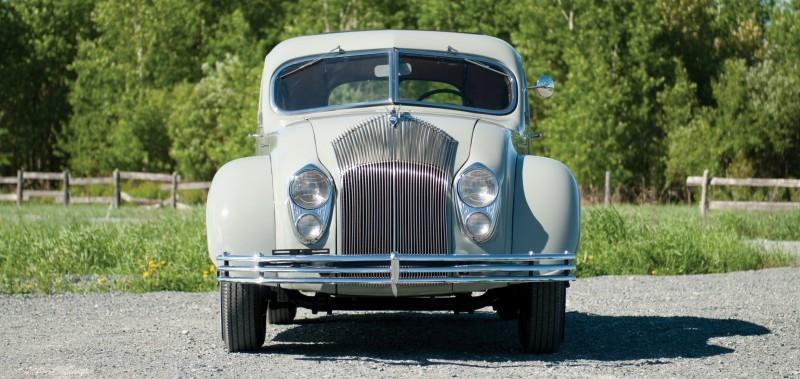 Car-Revs-Daily.com RM Auctions Motor City 2014 Preview - 1934 Chrysler Airflow Eight Sedan 19