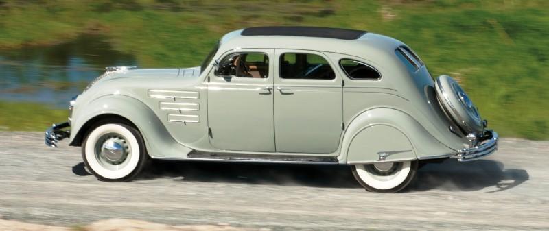 Car-Revs-Daily.com RM Auctions Motor City 2014 Preview - 1934 Chrysler Airflow Eight Sedan 21