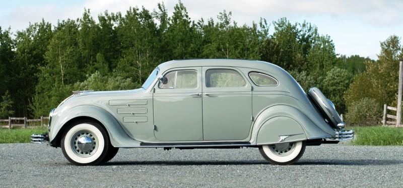 Car-Revs-Daily.com RM Auctions Motor City 2014 Preview - 1934 Chrysler Airflow Eight Sedan 5