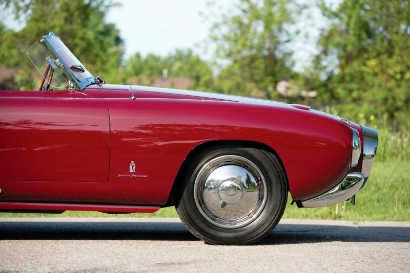 Car-Revs-Daily.com RM Monterey 2014 Preview - 1953 Lancia Aurelia PF200 C Spider by Pinin Farina  31