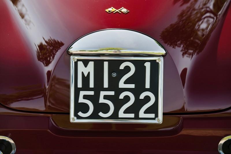 Car-Revs-Daily.com RM Monterey 2014 Preview - 1953 Lancia Aurelia PF200 C Spider by Pinin Farina  35