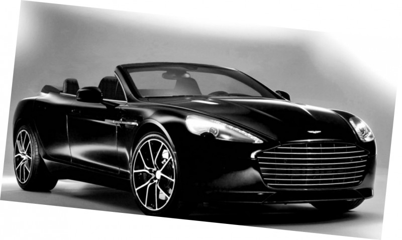 Car-Revs-Daily.com Renderings - Aston Martin RAPIDE VOLANTE from NCE 1