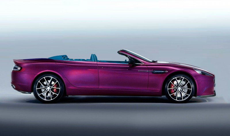 Car-Revs-Daily.com Renderings - Aston Martin RAPIDE VOLANTE from NCE 32