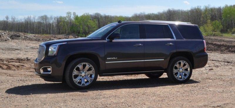 Car-Revs-Daily.com Reviews the 2015 GMC Yukon Denali 42