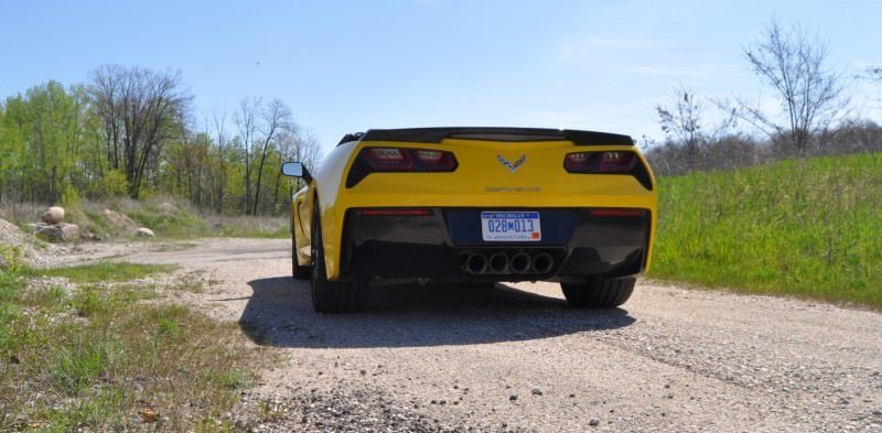 Car-Revs-Daily.com Road Test Review - 2014 Chevrolet Corvette Stingray Convertible 21