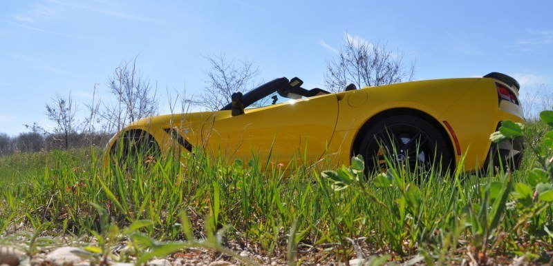 Car-Revs-Daily.com Road Test Review - 2014 Chevrolet Corvette Stingray Convertible 25