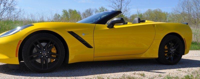 Car-Revs-Daily.com Road Test Review - 2014 Chevrolet Corvette Stingray Convertible 29