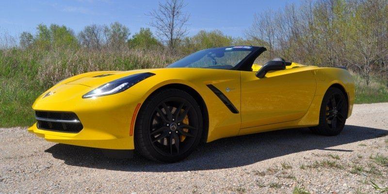 Car-Revs-Daily.com Road Test Review - 2014 Chevrolet Corvette Stingray Convertible 30