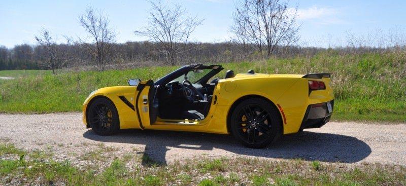 Car-Revs-Daily.com Road Test Review - 2014 Chevrolet Corvette Stingray Convertible 47