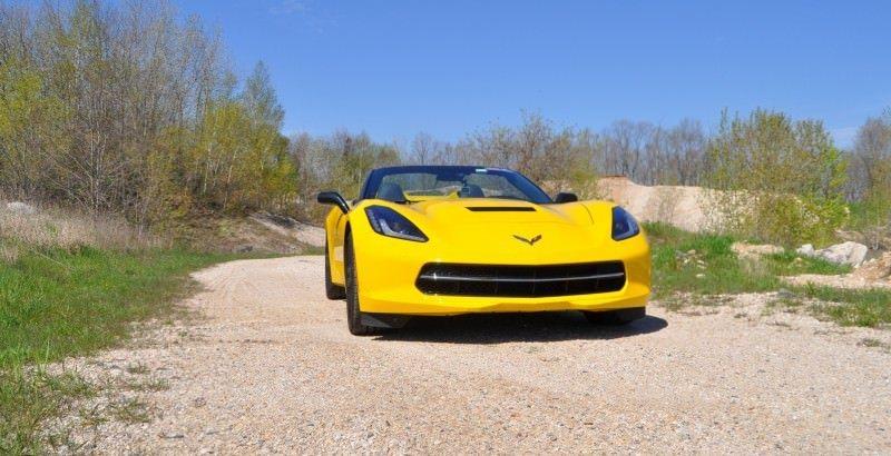 Car-Revs-Daily.com Road Test Review - 2014 Chevrolet Corvette Stingray Convertible 5