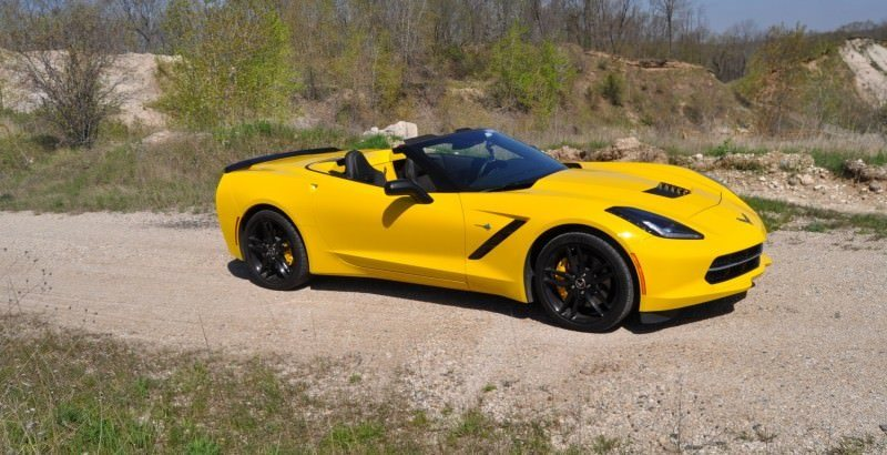 Car-Revs-Daily.com Road Test Review - 2014 Chevrolet Corvette Stingray Convertible 9