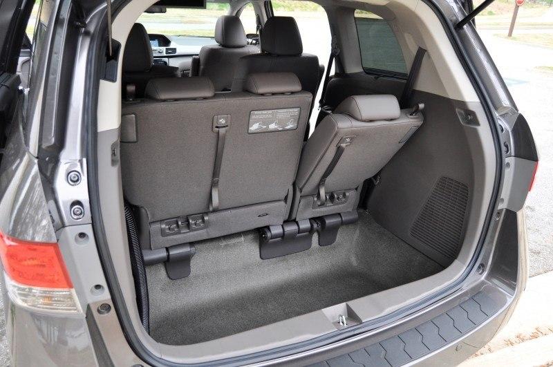 Car-Revs-Daily.com Road Test Review - 2014 Honda Odyssey Touring Elite 24