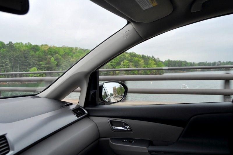 Car-Revs-Daily.com Road Test Review - 2014 Honda Odyssey Touring Elite 46
