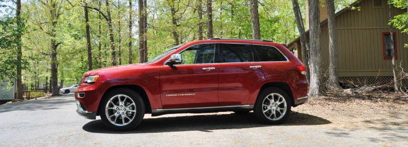 Car-Revs-Daily.com Road Test Review - 2014 Jeep Grand Cherokee Summit V6 10